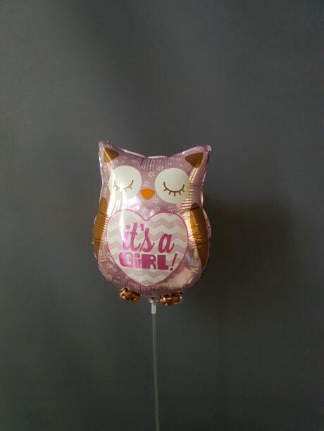 Μπαλόνι αρκουδάκι καρδιά για αγοράκι - €3.00