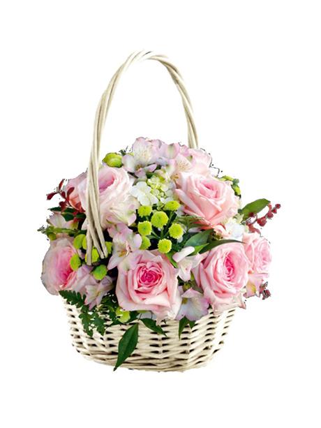 Καλάθι άνθη - €40.00