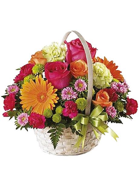 Καλάθι άνθη - €50.00